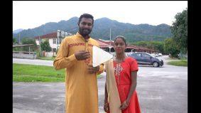 [VIDEO] Kemunculan pertama Sugu Pavithra di kaca TV selepas insiden kontroversi