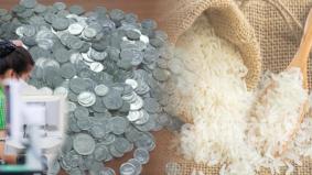 Beli beras guna duit syiling, tapi tak cukup pula, nasib ada yang prihatin bantu