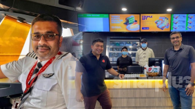 Dari awan biru turun ke 'dapur', kapten AirAsia terima cabaran baharu