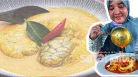 Gulai otak lembu buang urat jadi buruan, Umi kongsi teknik masakan