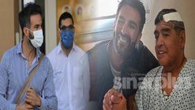 Luque, doktor peribadi Maradona disiasat atas dakwaan membunuh tanpa sengaja