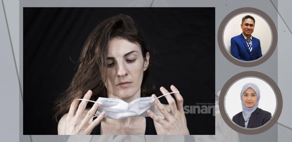 Senorita Kayangan: Ramai kata bila pakai facemask ada ruam dan kulit muka jadi gatal-gatal. Ini penjelasan dua pakar