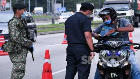 Tak ada surat polis atau alasan palsu, jangan masuk Kelantan, sila patah balik