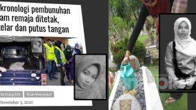 'Pembunuhan Siti Nur Surya hampir sama seperti kes 13 tahun lalu' – Wartawan jenayah