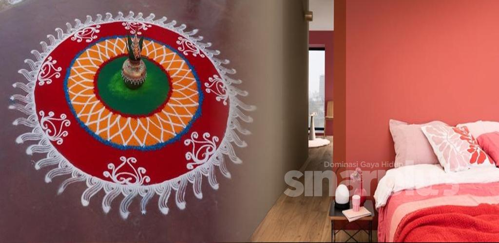 Tip serikan kediaman warna Deepavali, pemilihan tona warna yang tepat mampu menghasilkan ruang kediaman yang sangat wow