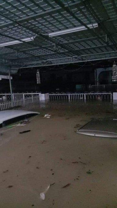 (7 GAMBAR) 45,067 penduduk Port Dickson, Seremban terjejas bekalan air akibat hujan lebat
