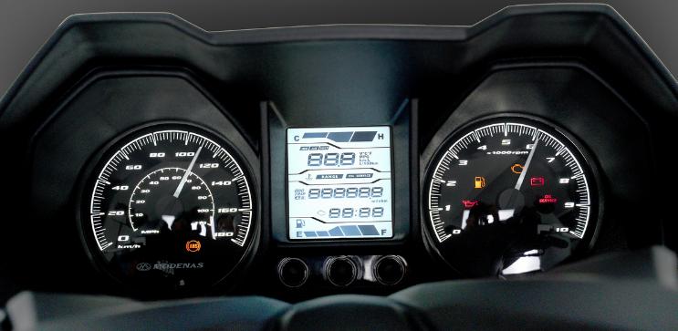 modenas 250 ABS
