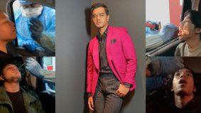 Rakan artis buat ujian saringan, Alif Satar mohon maaf