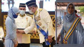 Terima anugerah DPSM, Dira Abu Zahar kini bergelar Datuk