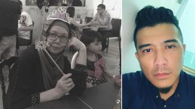 Ibu Aaron Aziz meninggal dunia