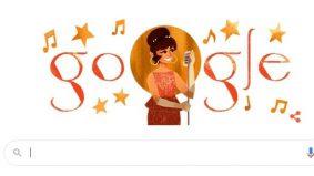 Google papar 'doodle' khas hargai biduanita Saloma