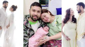 Emma Maembong selamat bersalin 8 November lalu