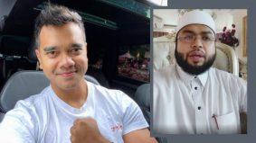 [VIDEO] Alif terima pesanan daripada Imam Masjid Sultan Salahuddin Abdul Aziz Shah