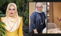Spekulasi kehamilan kedua Siti Nurhaliza kembali diperkatakan