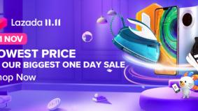 Jualan gila-gila sempena Lazada 11.11 Biggest One-Day Sale