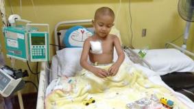 Kos rawatan masih tertunggak, adik Maulana mohon sumbangan orang ramai