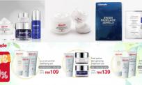 Skincode Switzerland ada tawaran menarik sempena jualan penghabisan stok