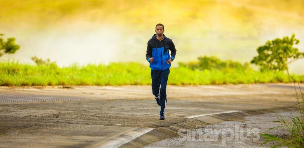 joging lari