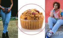 Muffin manis enak dimakan, muffin top tidak manis dipandang