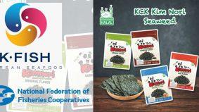 Mesti ramai peminat produk Korea di Malaysia, apalagi jom borong produk K.Fish ni…