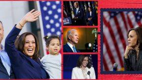 Kamala Harris runtuhkan tembok gender jadi Naib Presiden AS. Siapa Kamala sebenarnya?