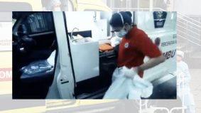 Pemandu ambulans wanita jemput pesakit Covid-19 diiktiraf dalam anugerah berprestij, empunya badan pun tak sangka