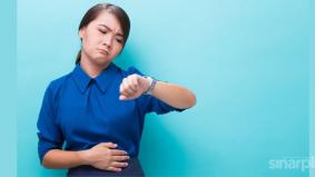 Signal perut berbunyi ketika lapar, ini fakta sains yang perlu anda terokai