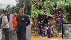 9 hari selepas pembunuhan Siti Nur Surya…