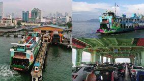Feri Pulau Pinang bakal berakhir, kenangan terindah bagi yang sempat naiki