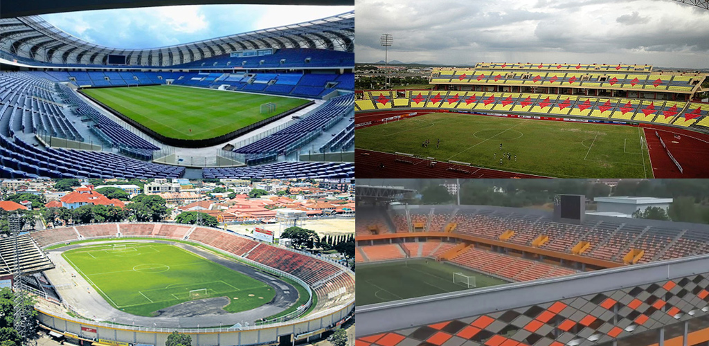 Kontroversi 'Stadium Mini Ffira Mikah', ini 5 stadium menggunakan nama individu penting negara