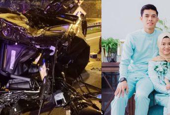 Kronologi kemalangan penyerang JDT, Muhammad Syafid meragut tiga nyawa