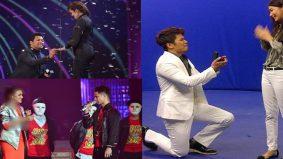Selain Kamal Adli, 4 personaliti turut lamar live di TV, seorang kena reject