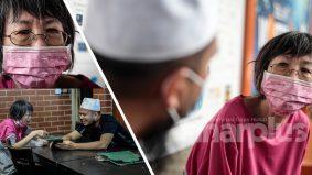 Tular foto 'Auntie' penghantar makanan, Ustaz Ebit tampil bantu