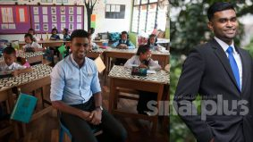 Guru dari India kongsi hadiah kemenangan Guru Global, Cikgu Sam teruskan misi bantu anak Orang Asli