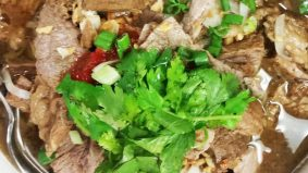 Sup daging ala Siam ketagih, wajib cuba