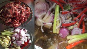 Kelainan rasa daging singgang patut dicuba, menu popular di Terengganu