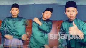 [VIDEO] Remaja buat tarian TikTok guna lagu iklan, tak sangka dapat tajaan beras