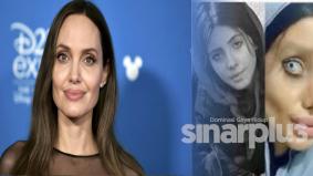Klon Angelina Jolie terpaksa berdepan hukuman penjara 10 tahun