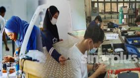 Institut Kraf Negara cari belia untuk sertai pengajian bidang kraf, 5 kemudahan termasuk elaun ditawarkan!