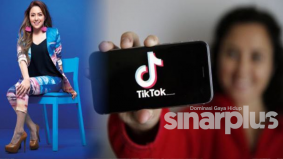 Generasi muda berjaya buktikan TikTok mampu divariasikan, Baby Shima artis paling popular TikTok