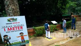 Gambar tular kes Covid-19 di Zoo Melaka palsu! Sengaja menakut-nakutkan orang ramai