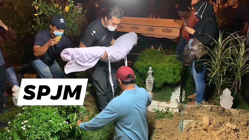 Ustaz kongsi pengalaman urus jenazah adik Adam mangsa bunuh datuk tiri yang dicampak dari tingkat 4