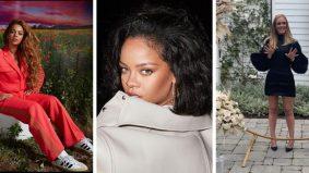 Beyonce, Rihanna, Adele kongsi tip cantik, kurus