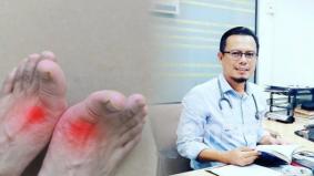 8 perkara yang perlu diamalkan untuk pesakit gout, Dr Zubaidi kongsi tip pemakanan