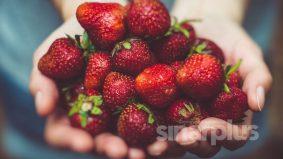 Rahsia buah strawberi untuk diet, kecantikan