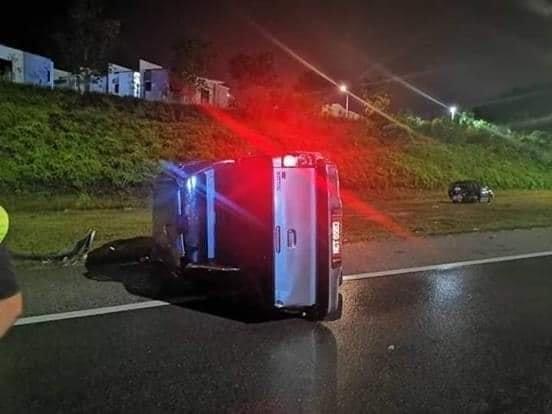 Antara 10 kes tular kemalangan maut melibatkan pemandu mabuk sepanjang tahun 2020