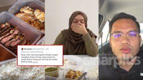 Khairul Aming raih pujian masakkan peminat mengidam air tangannya