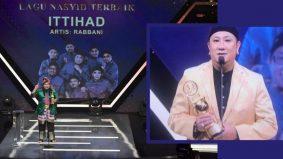 Ittihad Lagu Nasyid Terbaik, Rabbani ungguli ANAM 2020
