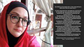 Ibu Ziela Jalil meninggal dunia