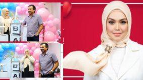 Siti, Datuk K bakal timang anak lelaki